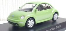 Kyosho 1/64 VW VOLKSWAGEN NEW BEETLE GREEN diecast car model