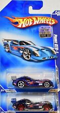 HOT WHEELS 2009 RACING  PANOZ GTR-1 COLOR VARIATION FACTORY SEALED