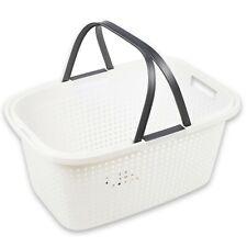 Preisgekröntes Praktischer Design Groß Waschen Wäschekorb Hochgradige Plastik