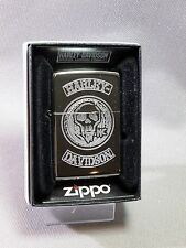 "Zippo  ""HARLEY  DAVIDSON""  MC - NEU & ovp - #759"