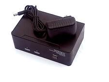 StarTech 2-port dual Dvi Usb Kvm and audio switch with Usb 2.0 hub Sv231Dd2Dua