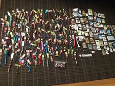 HUGE LOT 180+ BEAD GALLERY STRINGS TRINKETS & CHARMS JEWELRY MAKING SCRAPBOOKING