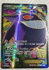 Lotto carte Pokemon GENGAR EX 114/119 XY FORZE SPETTRALI FULL ART FA MEGA M