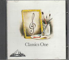 SIMON PARK - CLASSICS ONE - CD Music De Wolfe DWCD 0018 library music 1986 Bach