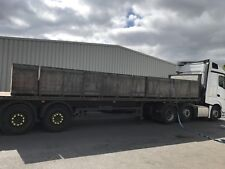 set of 5 parts bin stillage scrap bin steel box (£80+VAT each) 500x500x500