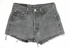 Grunge 100% Cotton Vintage Shorts for Women