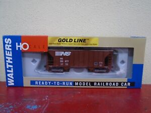 Walthers Norfolk Southern Greenville 100 Ton Twin Hopper #150277 NS HO 932-7415