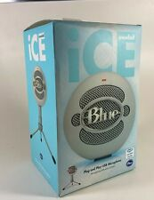 NEW! Logitech Blue Ice Snowball Plug and Play USB Microphone
