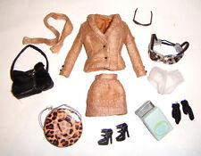 Barbie Fashion Ensemble Jacket/Skirt For Barbie Doll hf00