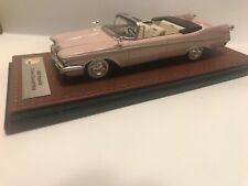 1960 Crown Imperial convertible 1/43 GLM resin n Neo Brooklin Dawn Mauve Ltd 60