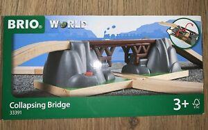 Brio Einsturzbrücke 33391