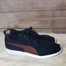 PUMA CARSON 2 CORE SOFTFOMM COMFORT SNEAKERS TRAINERS MEN SHOES NAVY SIZE 12