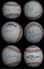 Janine & Jenna Jameson Tera Patrick Amber Lynn Lisa Ann Signed Baseball PSA/DNA