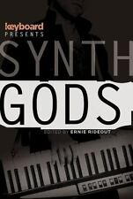 Keyboard Presents Synth Gods  Paperback