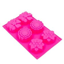 THY COLLECTIBLES Soft Silicone Ice Cube Tray Ice Maker Mold Cake Mold Chocola...
