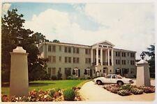 New Perry Hotel Perry Georgia AAA Postcard
