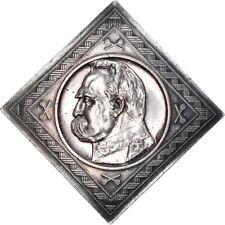 [#908028] Moneta, Polska, 10 Zlotych, 1934, Warsaw, Wyjątkowo rzadkie, MS(63), S