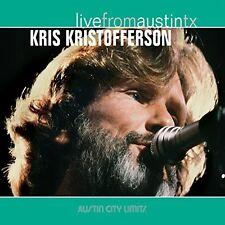 Kris Kristofferson - Live From Austin Texas [CD]