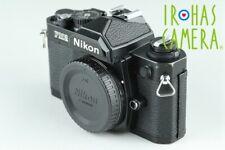 Nikon FM2N 35mm SLR Film Camera #24398 D2
