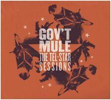 Gov't Mule - The Tel-Star Sessions - Double 180g Black Vinyl LP