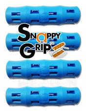 SNAPPY GRIP Egonomic Replacement Bucket Handles 4 LIGHT BLUE