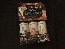 New listing Jordan's Skinny Mixes Classic Coffee Syrup Trio Sugar Free 3 Pack