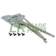 RANGE ROVER P38 NEW FRONT WINDOW REGULATOR PASSENGER SIDE LHS & CLIPS CVF100750