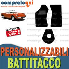 Per ALFA ROMEO Spider Duetto 1970-1982 Tappetini neri grigi Antracite Battitacco