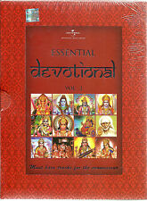 ESSENTIAL DEVOTIONAL - VOL2 - 5 CD BOLLYWOOD MUSIC COMPILATION