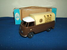 BUDGIE TOYS  MODEL No.204 VOLKSWAGEN PICK-UP  ' GWR ' CODE 3  MIB