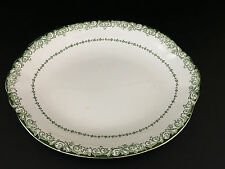 Antique FURNIVALS limited, semi-porcelain serving platter VERONA 1900's