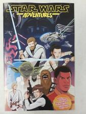 STAR WARS ADVENTURES # 1 Comic ASHCAN Preview 1st Printing ~ IDW 2017