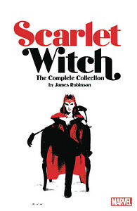 Scarlet Witch TPB Complete Collection Softcover Graphic Novel