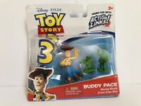 Toy Story Woody Green Army Men NEW