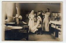 More details for dispensary of 63 general hospital, salonica 1919: greece postcard (c57007)
