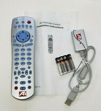 NEW ATI Remote Wonder RF PC Multimedia  Control Kit 151-V01037 With USB Receiver