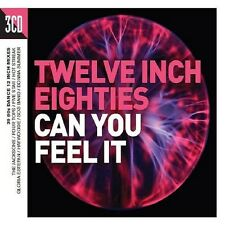 Can You Feel It Box-Set Astley,Donna Summer,The Jacksons,Billy Ocean 3 CD NEU