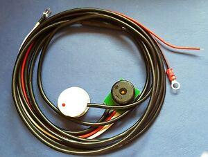 Mazda Bongo Low Coolant  Alarm, New Easy Fit, No tank drilling.
