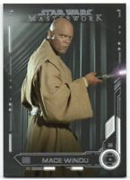 2019 Star Wars Masterwork 17 Mace Windu