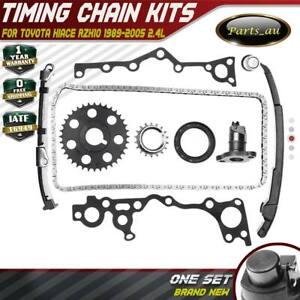 Timing Chain Kits for Toyota HiAce RZH103 RZH113 RZH10 2.4L 2RZ 2RZ-E 1989-2005