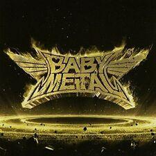 - Metal Resistance BABYMETAL CD Album Limited
