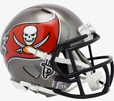 Riddell Mini Football Helmet Speed Tampa Bay Buccaneer 2020