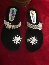 Women's Ethinic Indian & Pakistani Traditional Kola Pori Sandal's.