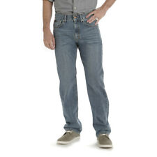 NEW w/tag Mens Lee Premium Select 33/32 Regular Straight Leg Blue Jeans PhanSY