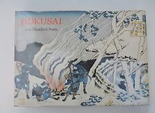 Hokusai  One hundred poets  Peter Morse  Cassell 1989