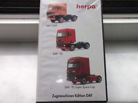 Herpa 186179 Zugmaschinen Edition DAF 3300 95 LKW SZM Sattelzugmaschine 1:87 H0
