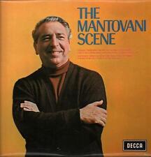 Mantovani(Vinyl LP)The Scene-Decca-SKL 4989-UK-1969-VG+/VG+