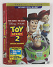 Toy Story 2 *Slipcover ONLY* for DVD+BLURAY DISNEY PIXAR EMBOSSED