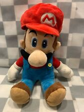 "SUPER MARIO Bros Plush 12"" Stuffed Video Game Toy Nintendo"