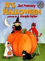 It's Halloween by Prelutsky, Jack